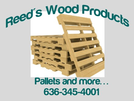 Wood pallets for sale in St Louis